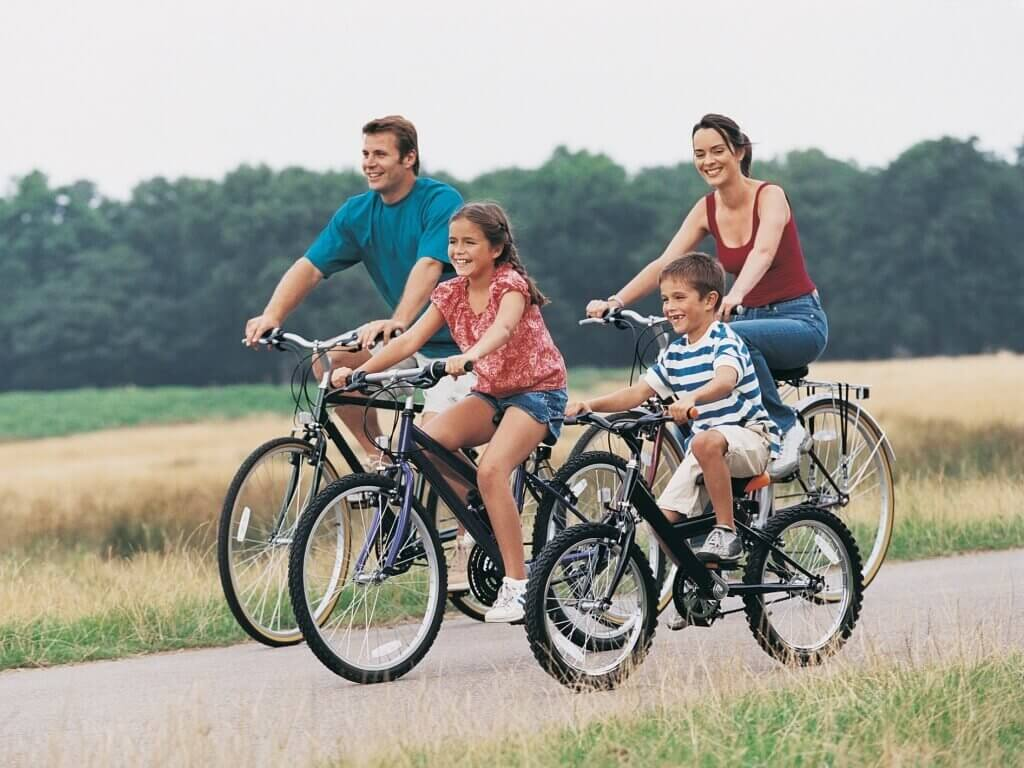 33 полезных причины, зачем кататься на велосипеде
