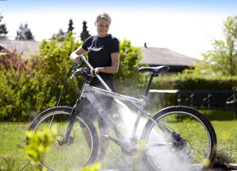 10 шагов как быстро помыть велосипед