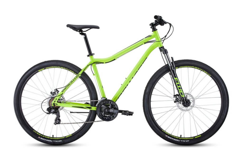 Обзор Forward Sporting 29 2.0 Disc (2020)