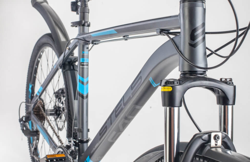 Обзор велосипеда STELS Navigator 640 D 26 V010 (2019)