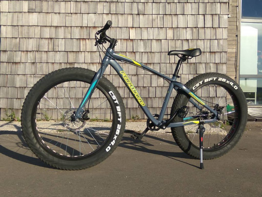 Обзор велосипеда Forward BIZON 26 (2019)