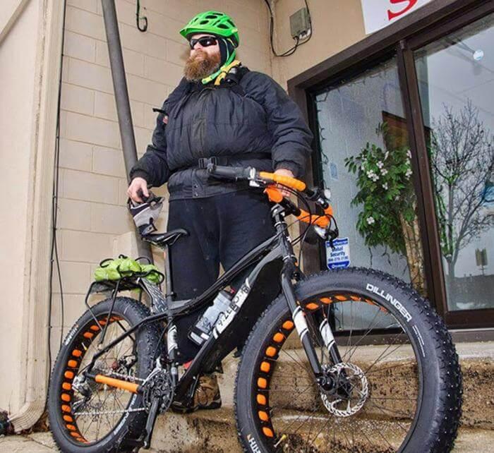 Выбор велосипеда для людей с большим весом