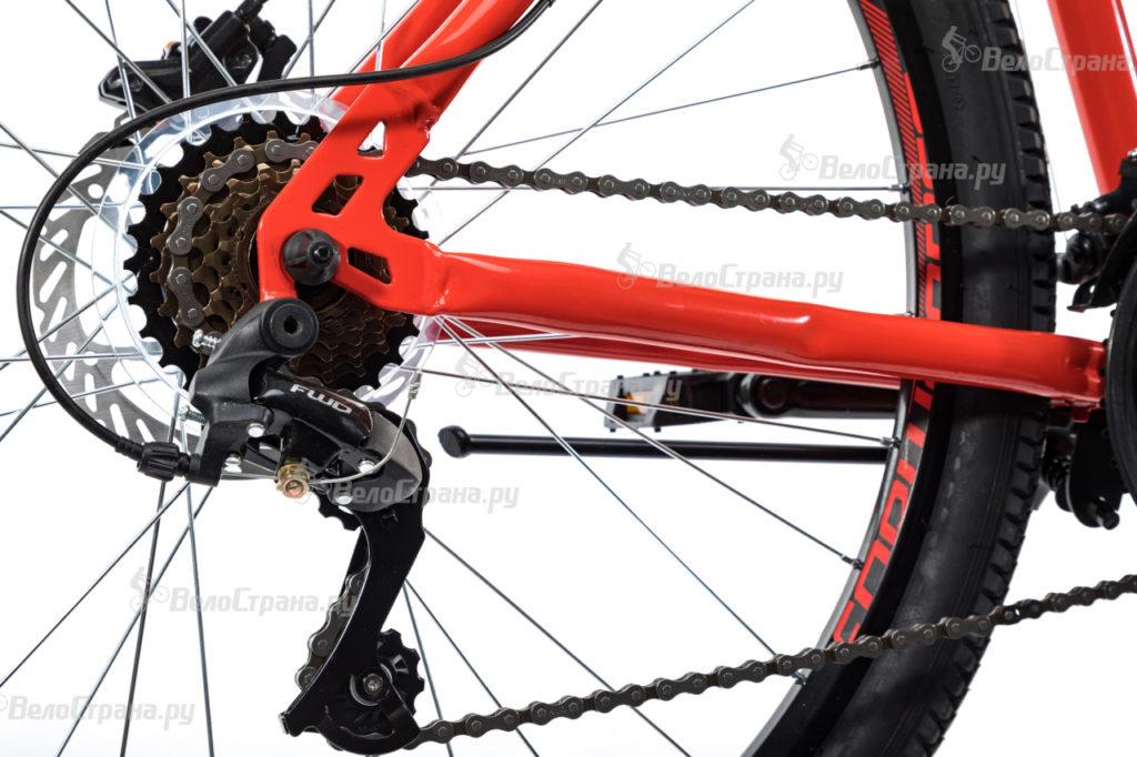 Обзор Велосипеда Forward Sporting 27.5 3.0 Disc (2019)