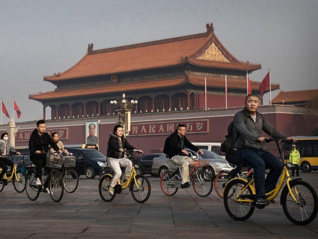 Велосипед как профилактика от коронавируса 2019-nCoV