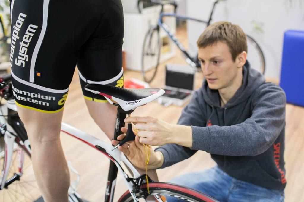 Как выбрать велосипедное седло