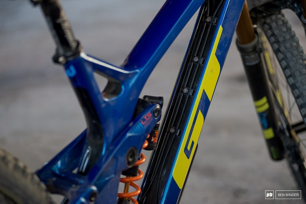 Обзор велосипеда GT FURY TEAM 29 2019 года